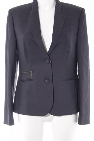 Esprit Kurz-Blazer petrol Business-Look
