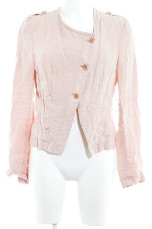 Esprit Kurz-Blazer rosé Romantik-Look