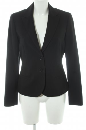Esprit Kurz-Blazer schwarz Business-Look