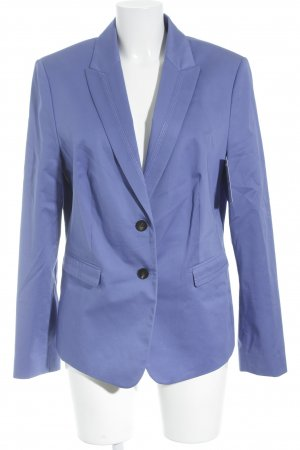 Esprit Kurz-Blazer stahlblau Business-Look