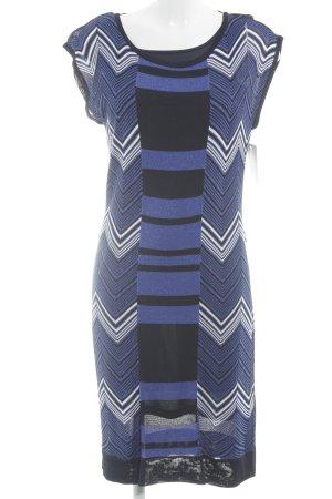 Esprit Kurzarmkleid Colourblocking Casual-Look