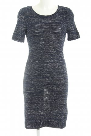 Esprit Kurzarmkleid dunkelblau Street-Fashion-Look