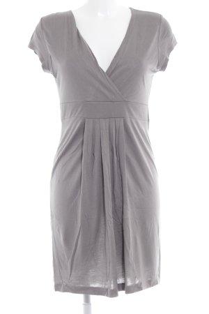 Esprit Kurzarmkleid grau schlichter Stil