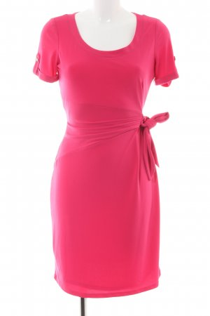 Esprit Kurzarmkleid pink Business-Look
