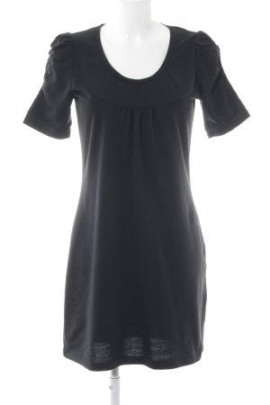 Esprit Kurzarmkleid schwarz Elegant