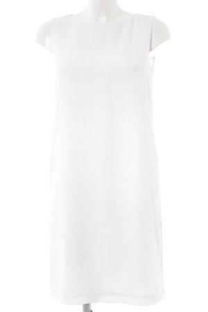 Esprit Kurzarmkleid weiß Elegant