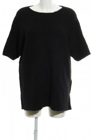 Esprit Short Sleeve Sweater black casual look