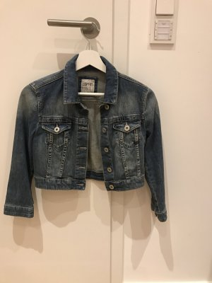 Esprit, kurze Jeansjacke, Größe XS