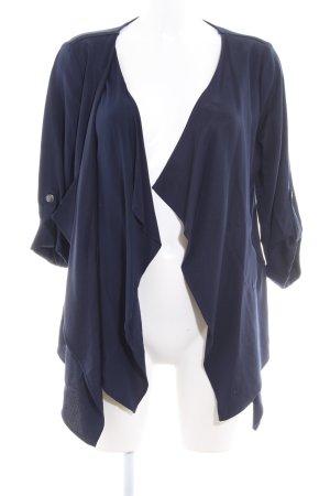 Esprit Veste courte bleu foncé style décontracté