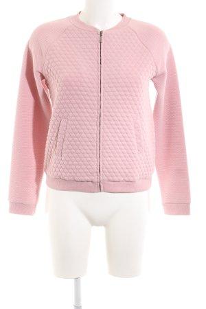 Esprit Kurzjacke pink Steppmuster Casual-Look