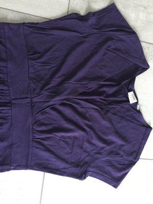 Esprit Babydoll-jurk donkerpaars