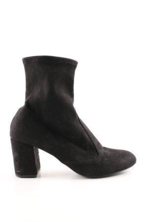 Esprit Kurzstiefel schwarz schlichter Stil