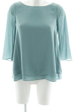 Esprit Langarm-Bluse blassblau Elegant