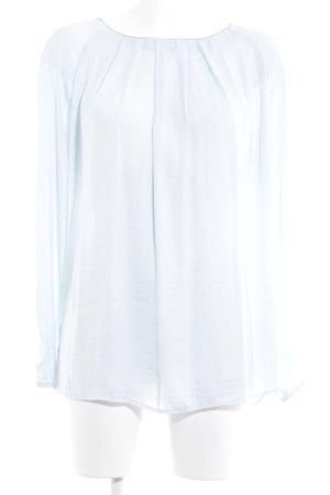 Esprit Langarm-Bluse himmelblau Casual-Look