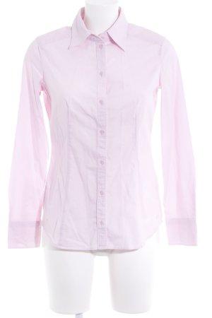 Esprit Langarm-Bluse rosa klassischer Stil