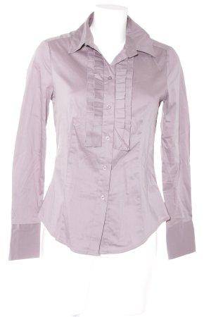 Esprit Long Sleeve Shirt grey brown business style