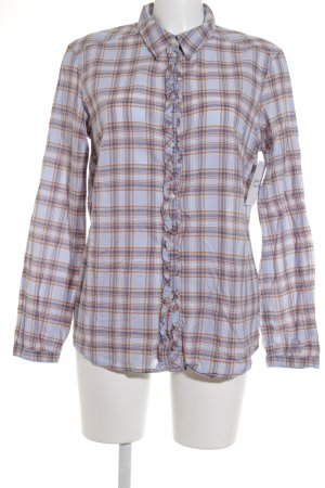 Esprit Long Sleeve Shirt check pattern casual look