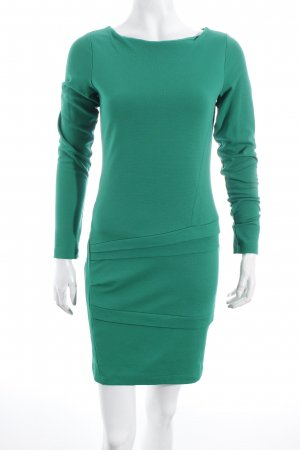 Esprit Langarmkleid grün schlichter Stil