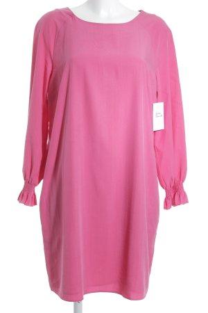 Esprit Langarmkleid pink Casual-Look
