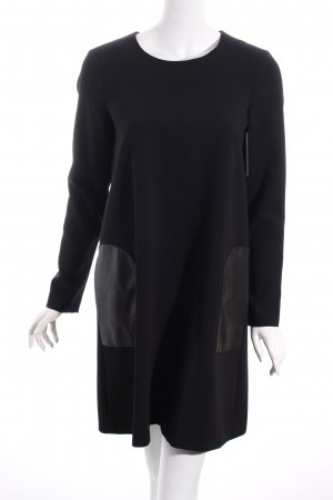 Esprit Langarmkleid schwarz Casual-Look