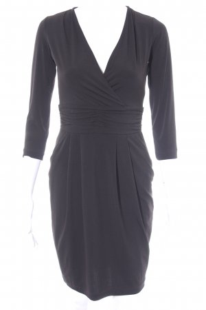 Esprit Longsleeve Dress black elegant