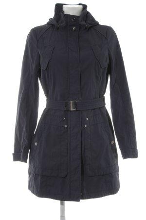 Esprit Long Jacket dark blue casual look