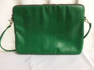 Esprit Laptop bag green-pink
