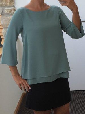 Esprit - Layer-Bluse aus zartem Crepe (NP 49,99 EUR)