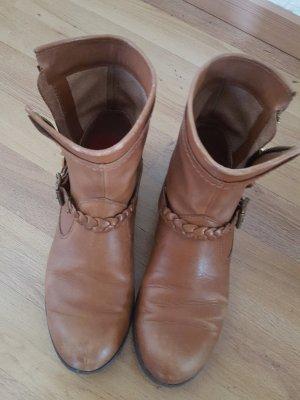 Esprit Leder ankle boots