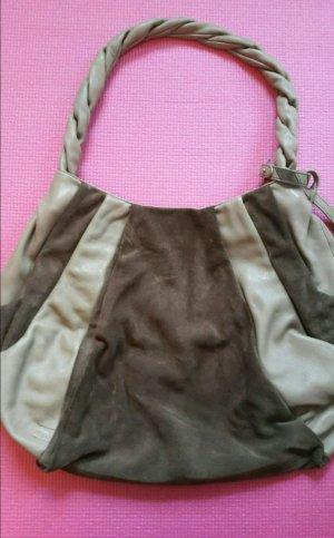 ESPRIT Leder Handtasche guter Zustand
