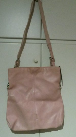 Esprit Leder Handtasche Rosa