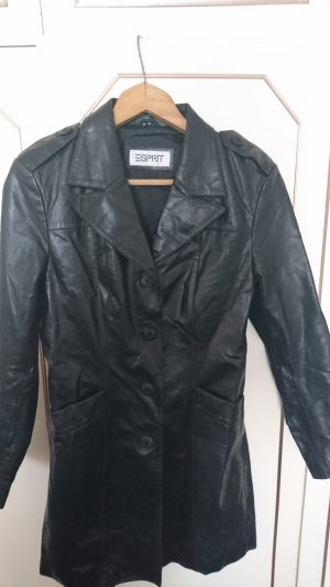 Esprit Leather Dress black