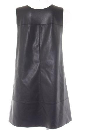 Esprit Leather Dress black party style