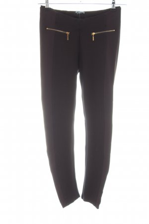 Esprit Leggings braun Casual-Look