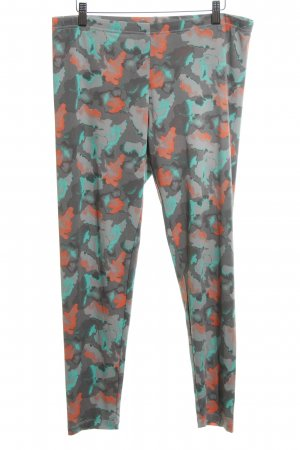 Esprit Leggings abstraktes Muster Casual-Look
