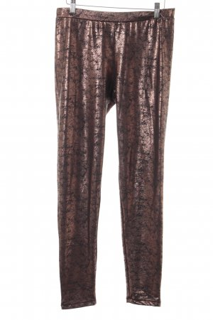 Esprit Leggings black-bronze-colored extravagant style