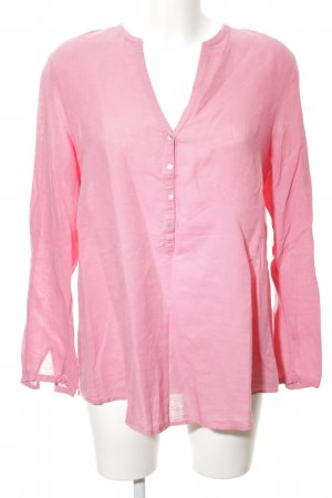 Esprit Linen Blouse pink casual look