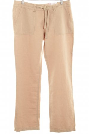 Esprit Linen Pants camel simple style