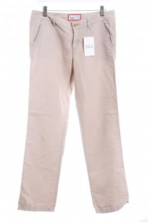Esprit Linen Pants oatmeal casual look