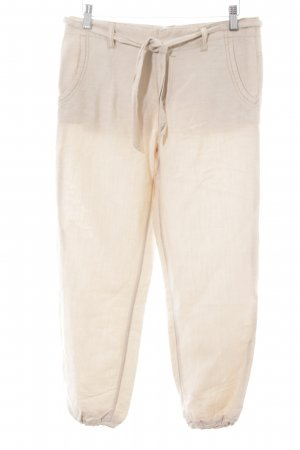 Esprit Linen Pants oatmeal simple style