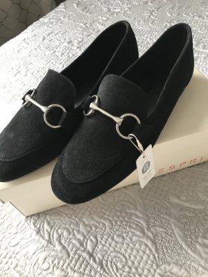 Esprit Loafer Ballerinas horsebit schwarz