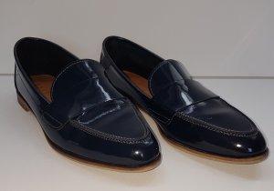Esprit Zapatos formales azul-azul oscuro