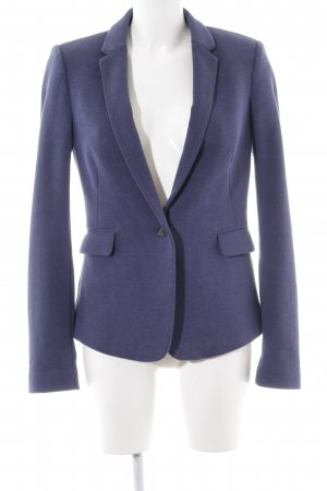 Esprit Long-Blazer lila Casual-Look