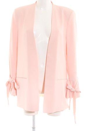 Esprit Long-Blazer pink Business-Look