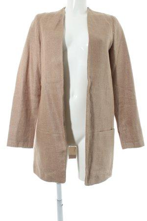 Esprit Long-Blazer beige Casual-Look