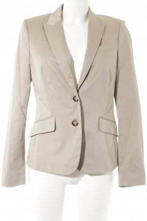 Esprit Long-Blazer camel Business-Look