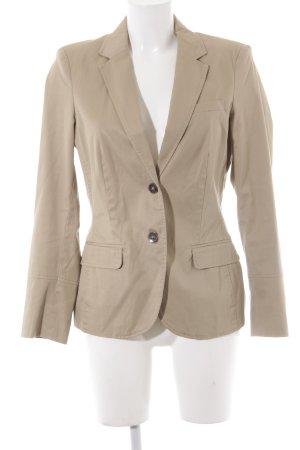 Esprit Long-Blazer camel Business-Look
