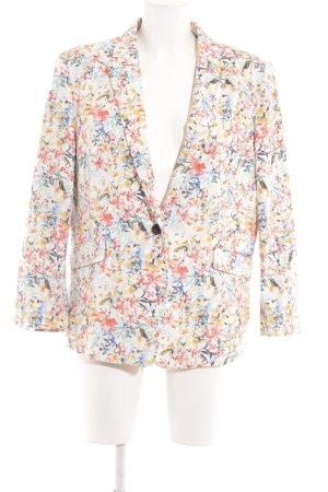 Esprit Blazer long motif floral élégant