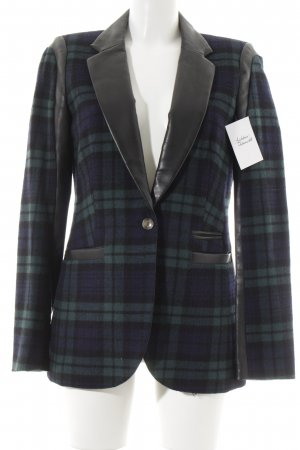 Esprit Long-Blazer Karomuster Brit-Look