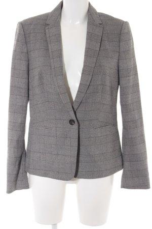 Esprit Long-Blazer Karomuster Business-Look